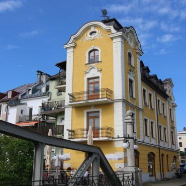 Denkmalschutz - Objekt Laufen b. Salzburg